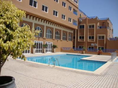 Zwembad  Appartement 73626 Agadir