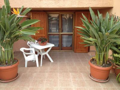 Tuin  Appartement 78134 Alghero