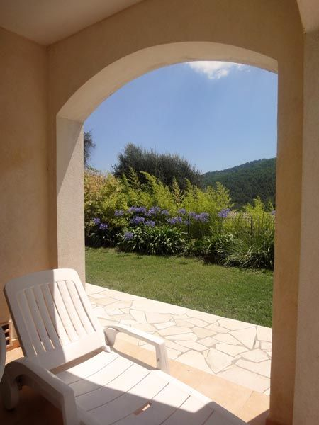 Tuin  Appartement 81699 Cannes
