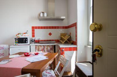 Keukenhoek  Appartement 87382 Ameglia