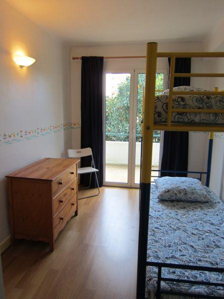 slaapkamer 2  Appartement 93858 Nice