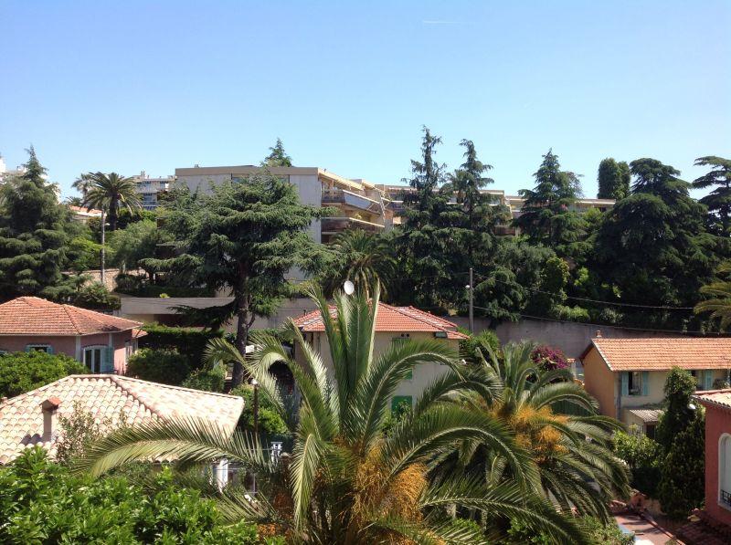 Uitzicht vanaf het terras  Appartement 93858 Nice