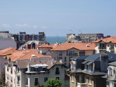 Balkon 2  Appartement 102292 Biarritz