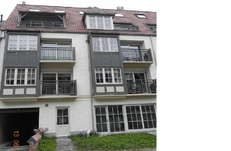 Het aanzicht van de woning  Appartement 67306 Koksijde