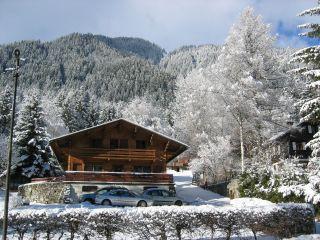 Het aanzicht van de woning  Chalet 88059 Chamonix Mont-Blanc