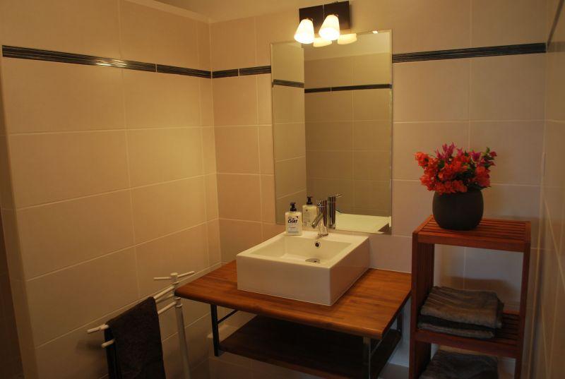 badkamer  Appartement 90989 Saint Francois