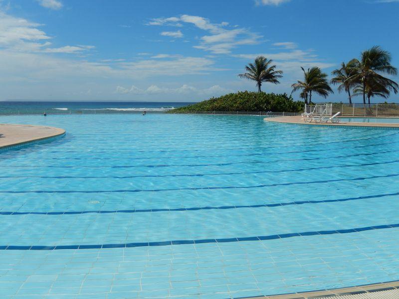 Zwembad  Appartement 90989 Saint Francois
