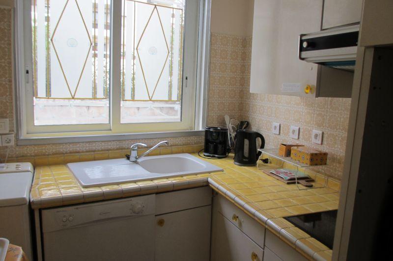 Gesloten keuken  Appartement 91226 Nice