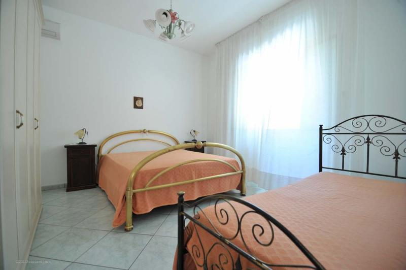 slaapkamer 1  Appartement 93385 Ugento - Torre San Giovanni