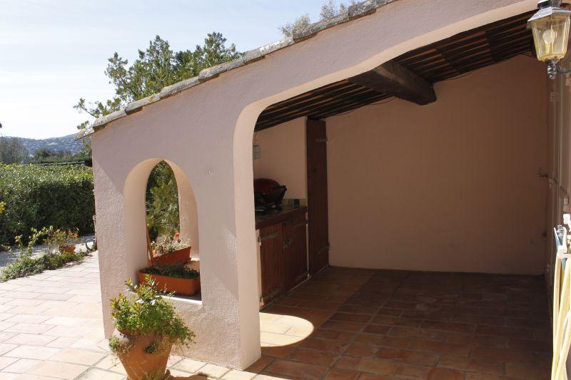 Buitenkeuken  Huis 93909 Saint Tropez