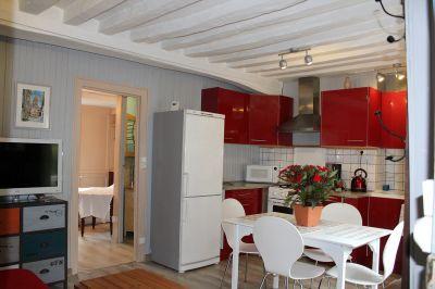 Buitenkeuken  Appartement 98058 Honfleur