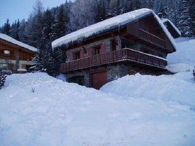 Het aanzicht van de woning  Chalet 100850 Valfr�jus