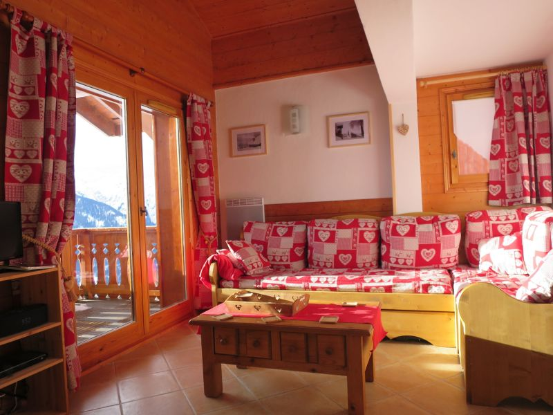 Woonkamer  Appartement 111117 Les Saisies