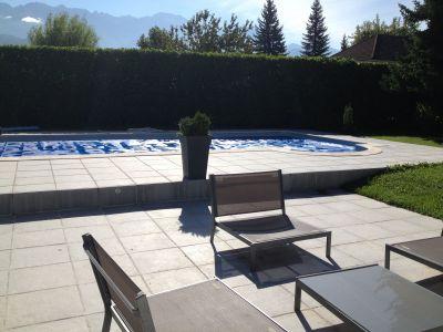 Zwembad  Huis 115405 Grenoble