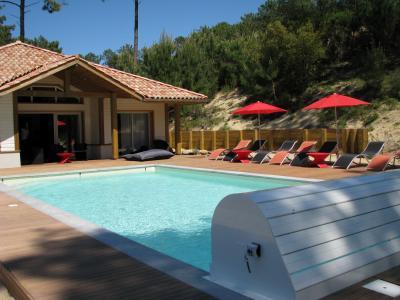 Zwembad  Villa 72739 Moliets