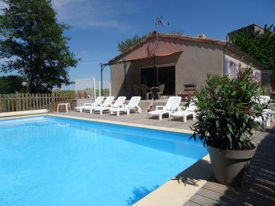 Zwembad  Huis 102129 Vallon-Pont-D'Arc