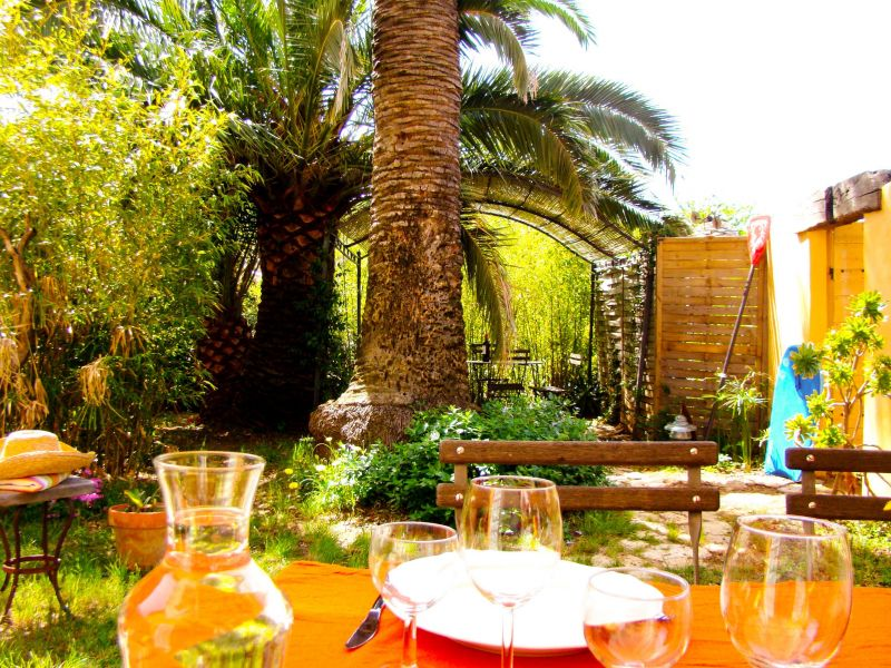 Uitzicht vanaf het terras  Huis 105230 Le Pradet