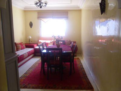 Woonkamer  Appartement 112274 Agadir