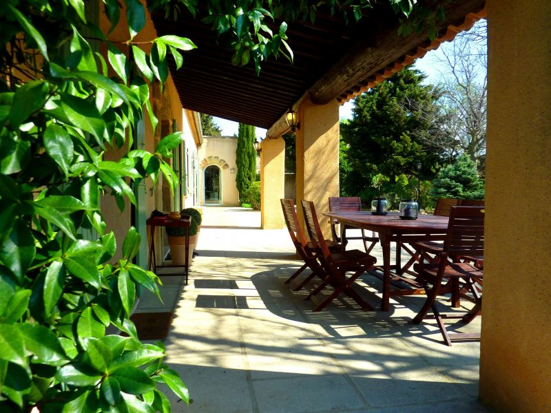 Terras  Huis 113130 Avignon