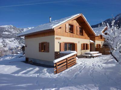 Het aanzicht van de woning  Chalet 65856 Les Orres