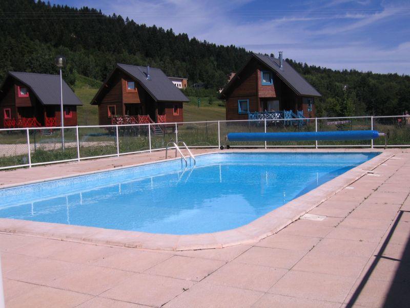 Zwembad  Chalet 65968 La Féclaz
