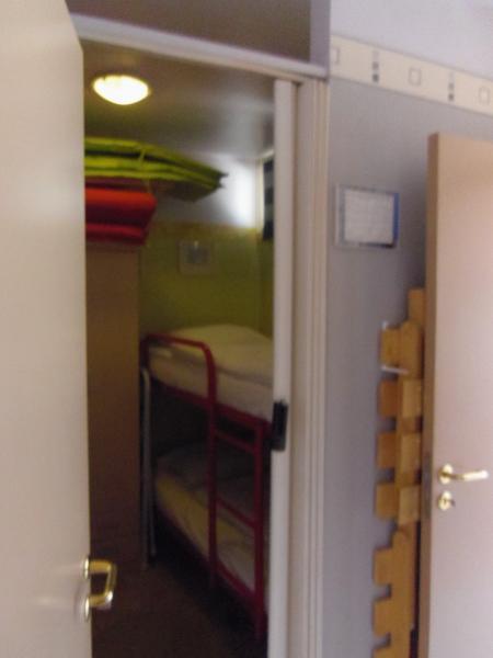 slaapkamer  Appartement 78706 De Panne