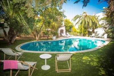 Zwembad  Villa 95047 Barcelona