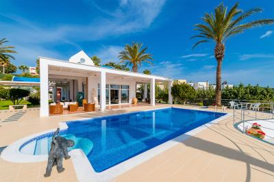 Het aanzicht van de woning  Villa 98836 Rhodos