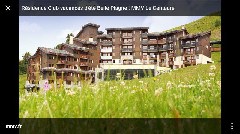 Het aanzicht van de woning  Appartement 111465 La Plagne