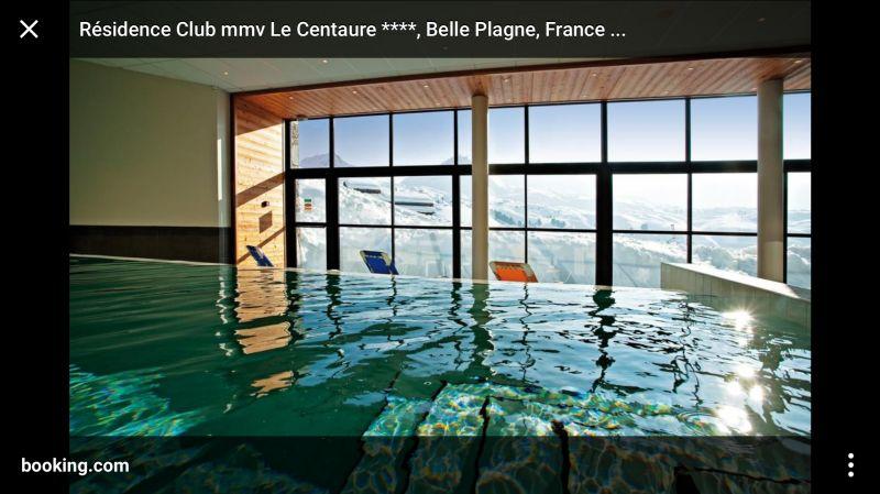 Zwembad  Appartement 111465 La Plagne