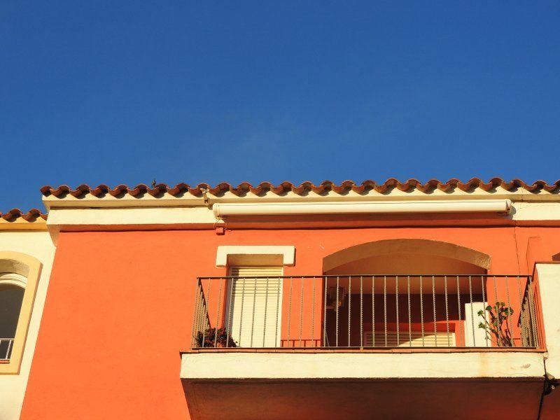 Het aanzicht van de woning  Appartement 112044 Empuriabrava