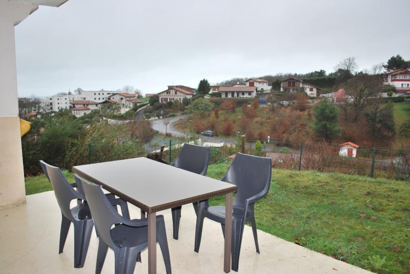 Uitzicht vanaf het terras  Appartement 114633 Saint Jean de Luz