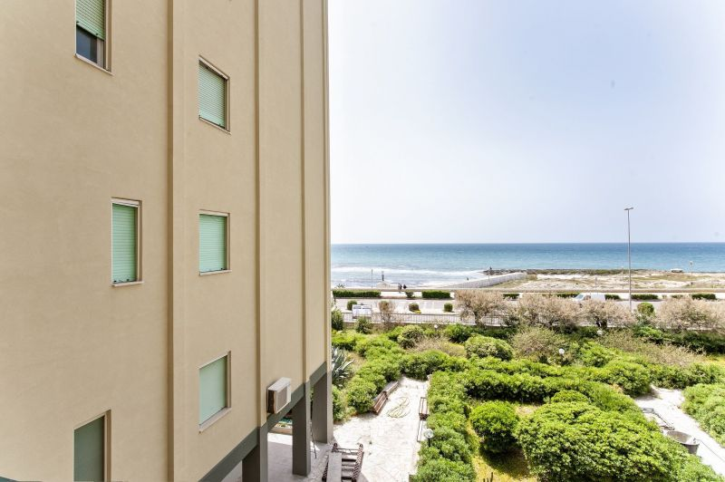 Uitzicht vanaf de woning  Appartement 115508 Gallipoli
