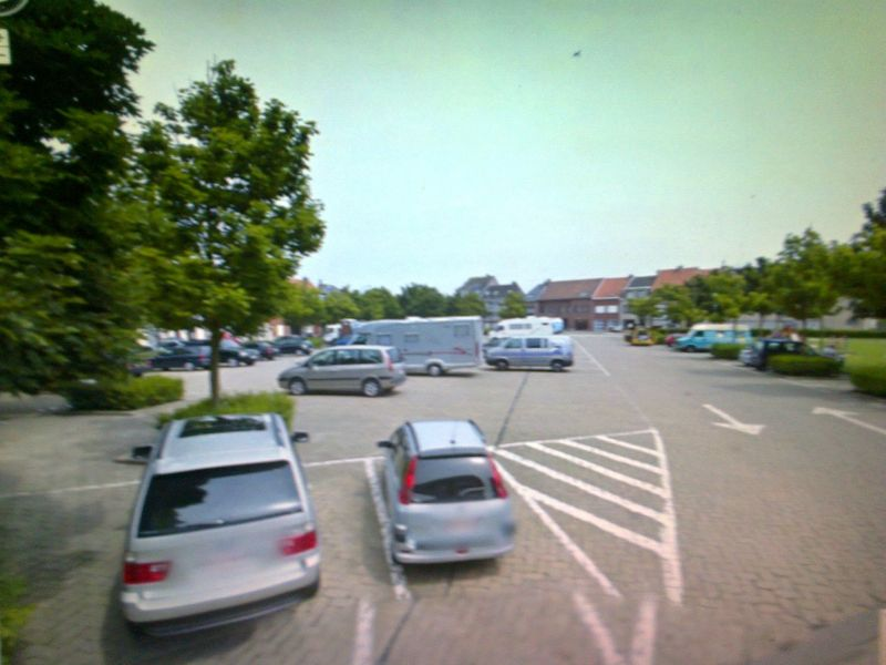 Parkeerplaats  Bed & breakfast 72510 Oostende