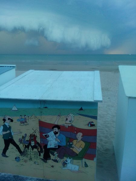 Strand  Bed & breakfast 72510 Oostende