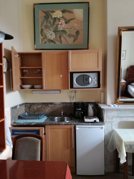 slaapkamer 2  Bed & breakfast 72510 Oostende