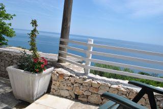 Uitzicht vanaf het terras  Huis 78659 Santa Maria di Leuca