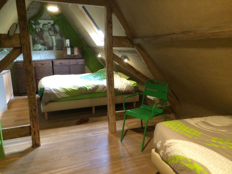 slaapkamer 3  Vakantiehuis 80282 Kortrijk