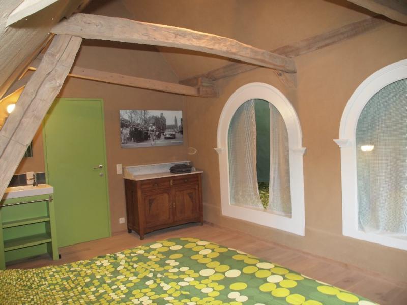 slaapkamer 1  Vakantiehuis 80282 Kortrijk