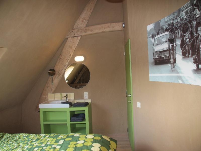 slaapkamer 2  Vakantiehuis 80282 Kortrijk