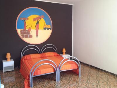 slaapkamer 1  Appartement 84156 Alghero