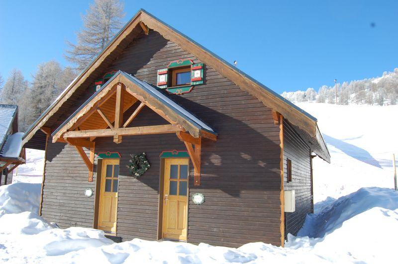 Het aanzicht van de woning  Chalet 111824 Risoul 1850