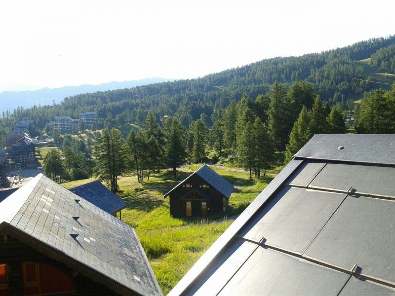 Uitzicht vanaf de woning  Chalet 111824 Risoul 1850