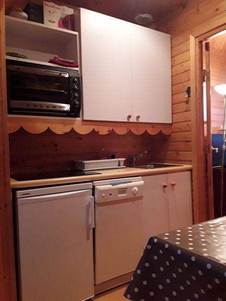 Gesloten keuken  Chalet 111824 Risoul 1850