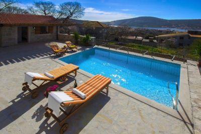 Zwembad  Huis 112560 Trogir