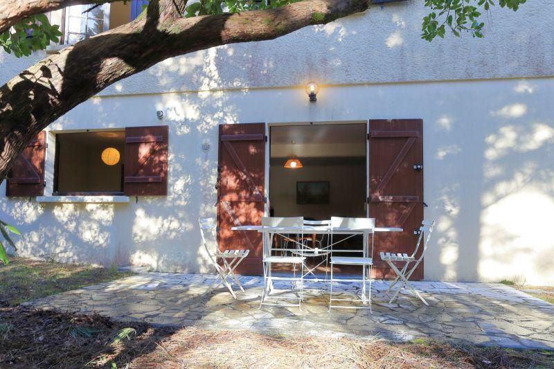 Terras  Appartement 114378 Cap Ferret