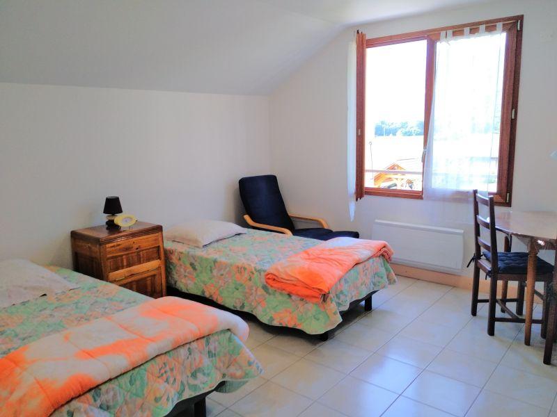 slaapkamer 2  Appartement 115180 Annecy