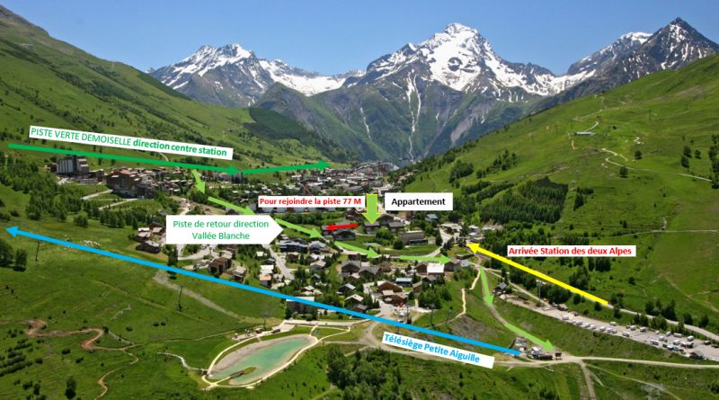 Appartement 116778 Les 2 Alpes