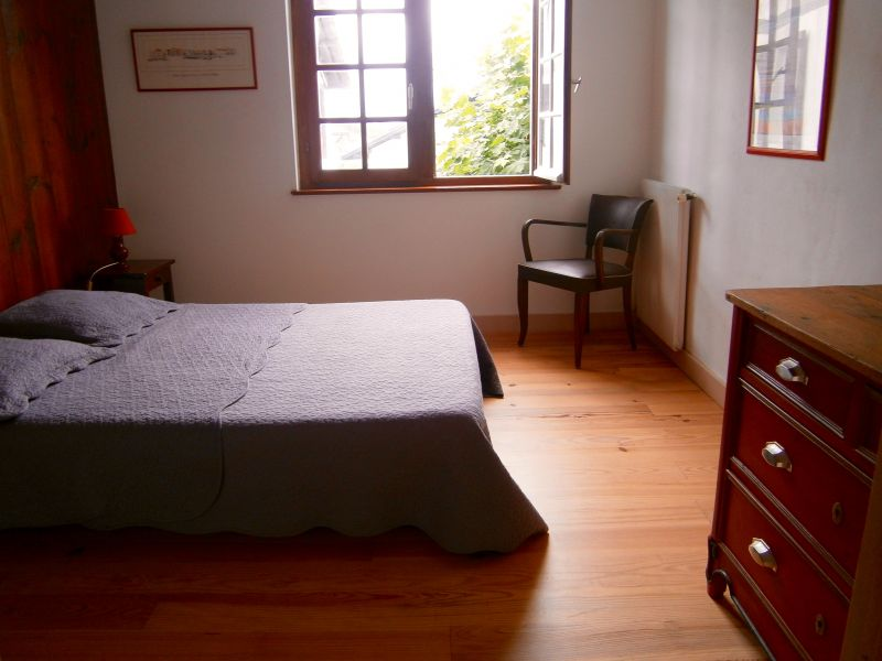 slaapkamer 2  Appartement 67987 Biarritz