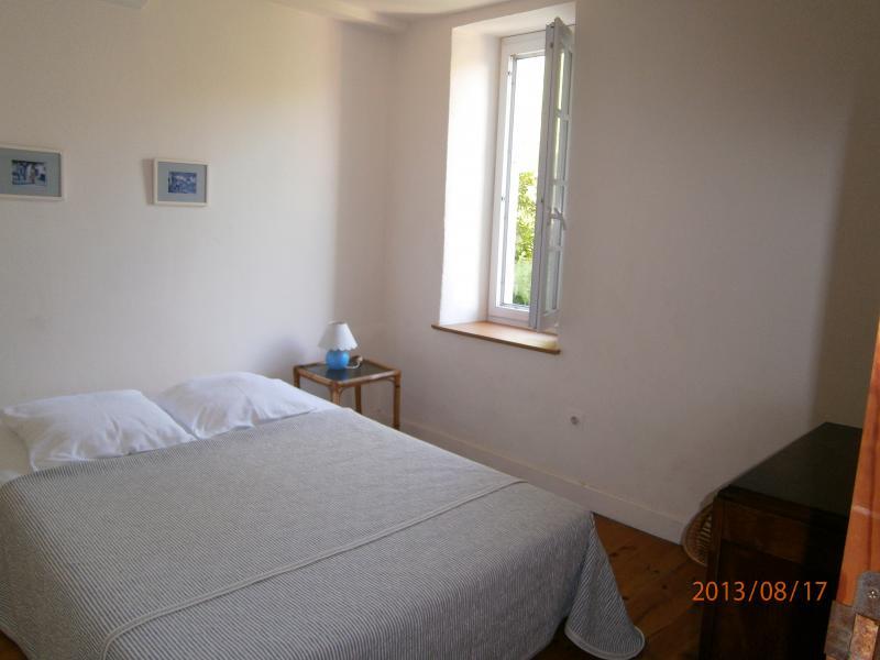 slaapkamer 1  Appartement 67987 Biarritz